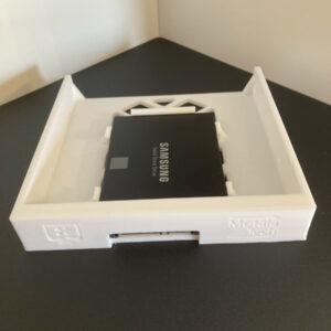 5.25″ adapter för 2.5″ SSD